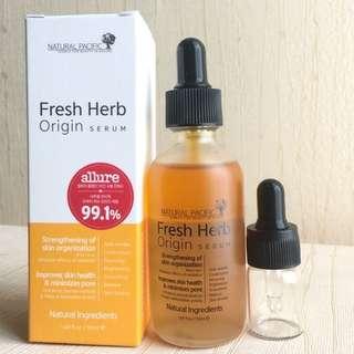 NATURAL PACIFIC fresh herb natural origin serum (5ml)