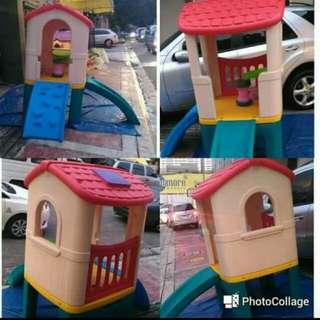 Playhouse playground