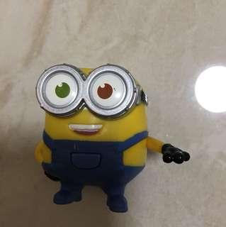 Minions 麥當勞 (沒有了電不能播音樂)