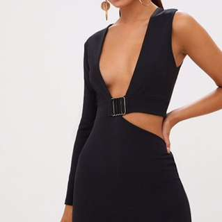 Pretty Little Thing Black Dress