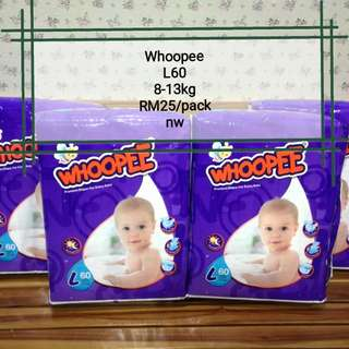 Pampers Whoopee L