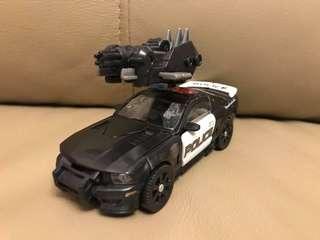 Transformers 變形金剛 電影 3 Barricade 路障