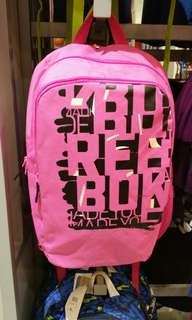 Authentic Reebok backpack
