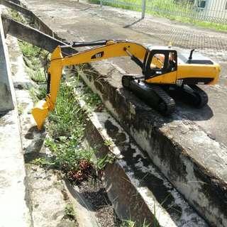 Rc Excavator hydraulic