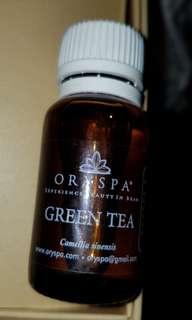Essential oil (used a few drop)