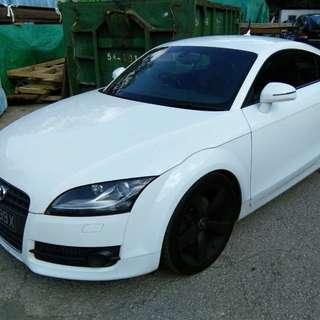 Audi TT2.0A Coupe