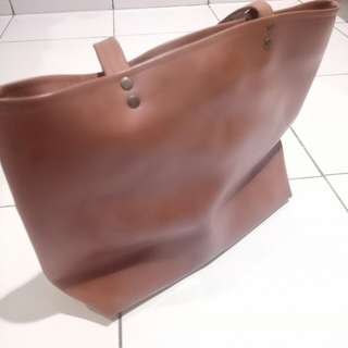 LUNA BROWN BAG