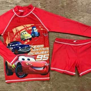 Kids rash guard (terno )