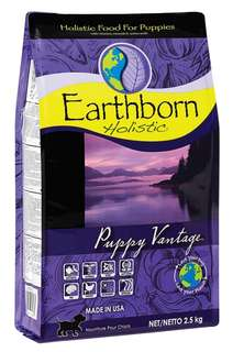 Earthborn puppy food