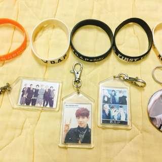 🚚 手環 鑰匙圈 EXO B.A.P 🇰🇷