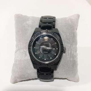 Versace Black Ceramic unisex watch