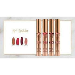 LIPCREAM KOKO COLECTION BY KYLIE COSMETIC 4IN1