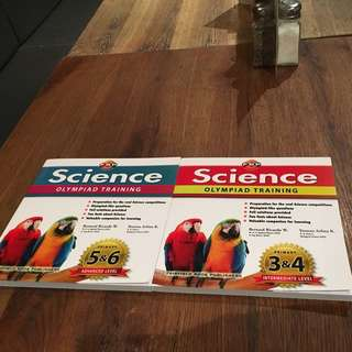 Science Olympiad Book