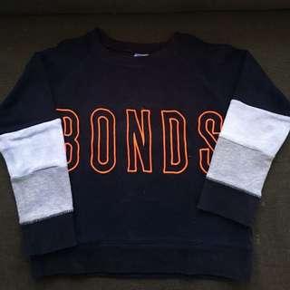 Bonds pullover size4