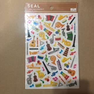 Stickers 3D Craft stickers new!