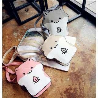 🐾Hamster sling bag