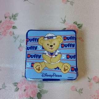 迪士尼 Duffy 壓縮毛巾