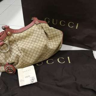 100% authentic Gucci Sukey