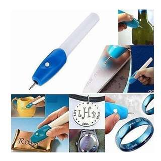 (PO) Electric Jewellery Engraver Pen
