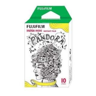 LF/ISO Pandora Instax Mini Film