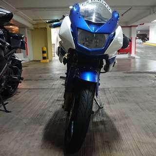 Kawasaki KR / KRR 2024