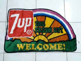 7up Mat @ Alas Kaki 7up