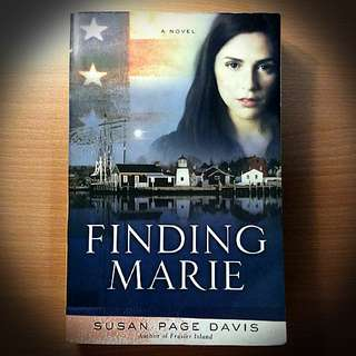 Finding Marie - Susan Page Davis