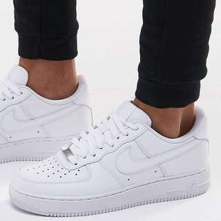 NIKE Air Force 1 Low in White