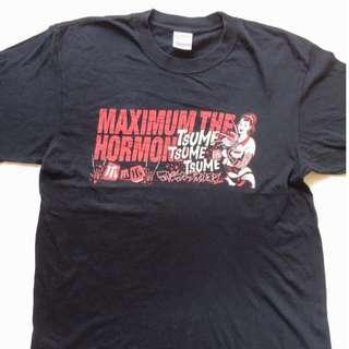 kaos band Maximum The Hormone tour 2008