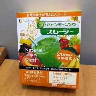 Fine Japan 蔬果酵素纖型代餐 ( 100g ) 5包裝(20g)