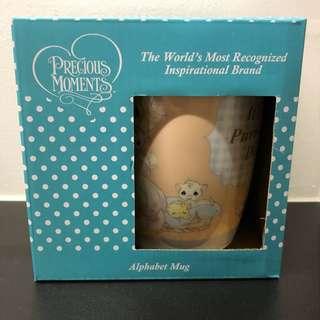 Precious Thots' Precious Moments Ceramic Cup