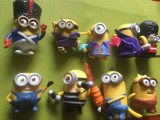 Minion Collectibles