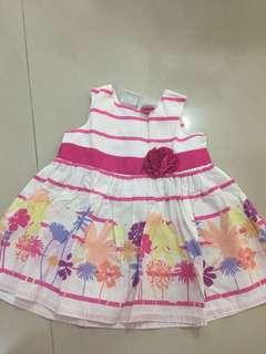 Preloved Baby Dress (12months)