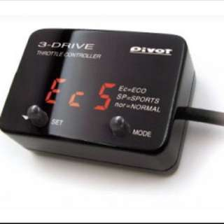 Pivot 3 Drive for Honda Fit GE6 Throttle Controller
