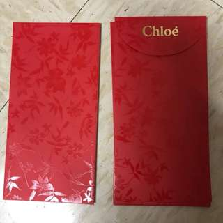 Chloe Lai see red packet 花花利是封