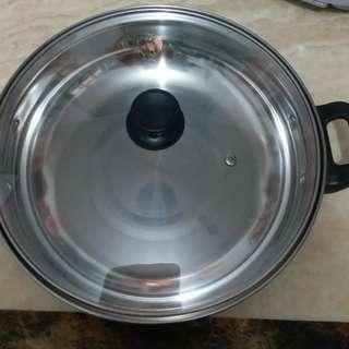 全新邊爐鍋