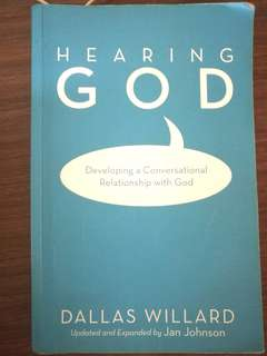 Hearing God (repriced)