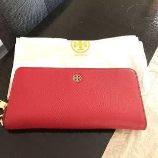 Tory Burch Wallet Red
