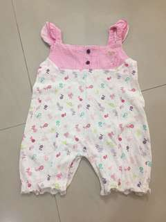 Preloved Baby girl jumper/romper