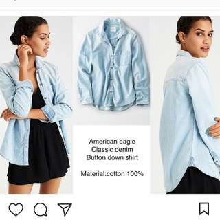 AMERICAN EAGLE NEW ORIGINAL