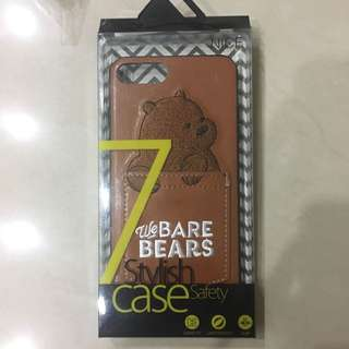 We Bare Bears Grizzly iphone 8 Plus Case