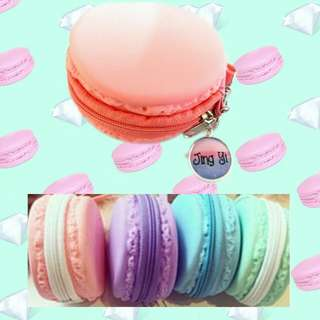 Customized Macaron Pouches
