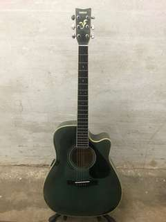 Yamaha FG441c Mab Electric Acoustic Guitar