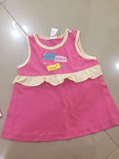 Preloved Baby girl top (1-1.5 years)