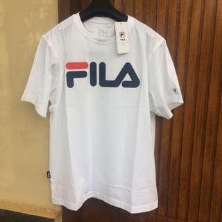 Fila basic script tshirt