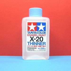 Tamiya Enamel Thinner 250ml