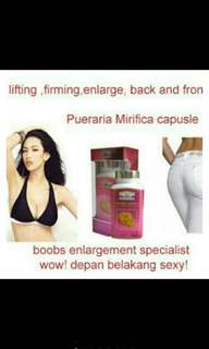 Thanyaporn Pueraria Mirifica Breast & Butt Enchancer Enlargement