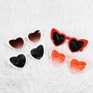 Heart & Shapes Sunnies