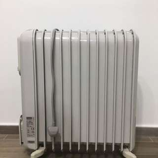 Delonghi heater 暖爐