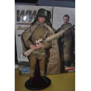 DID 1/6 Vasily Zaitsev Battle of Stalingrad
